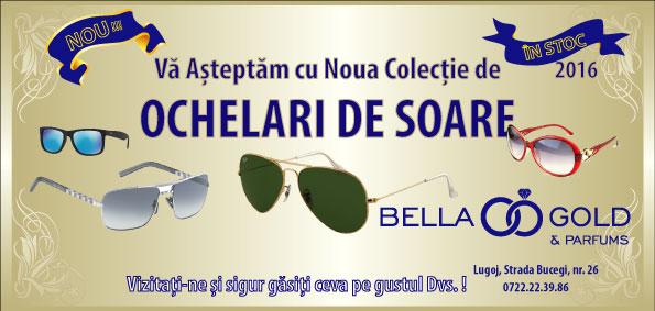 Bella Gold Lugoj Oferta Ochelari